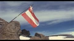 Kilimanjaro, Kenya, Africa, 1970 (vintage 8mm film) Stock Footage