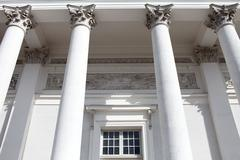 Stock Photo of portico