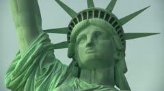 LP NY StatueOfLiberty 169 Stock Footage