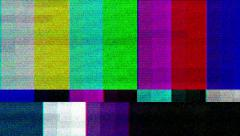 Bad tv 14 Stock Footage