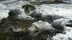 Puro kaihi jää talvi Arkistovideo