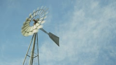 Windmill 3 Stock Footage