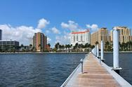 Stock Photo of View from the pier