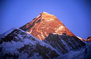 Stock Photo of mount everest