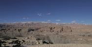 Stock Video Footage of Time lapse, Bamiyan villages, Afghanistan. 4K res.