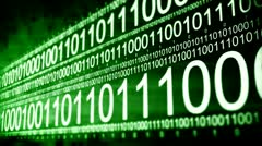 Data Code 4 Stock Footage