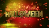 Stock Video Footage of 2013 halloween 0103