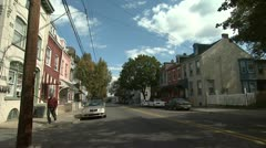 Low Income Homes 3 - Two Clips In One Stock Footage