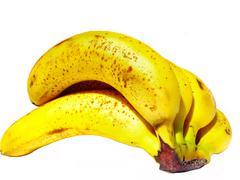 Bunch of Ripe Bananas - stock photo