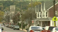 Homes Houses 4 Stock Footage