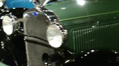 1930 ford model-a phaeton 2 Stock Footage