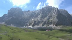 Cantabrian mountains 60 Stock Footage