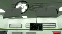 Operation Room 1 720 Stock Footage