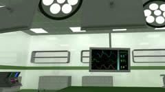 Operation Room 4 720 Stock Footage