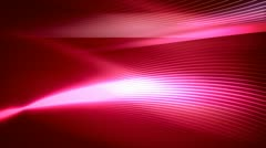 Vivid Red Background Stock Footage