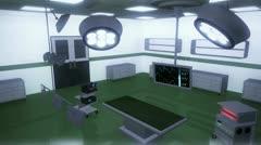 Operation Room 10 720 Stock Footage