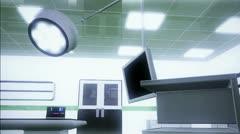 Operation Room 16 720 Stock Footage