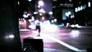 Stock Video Footage of Security Street Cam Surveillance