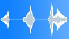 Cartoon shocked voices Sound Effect