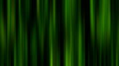 Green Horizontal Blurs and Streaks Stock Footage