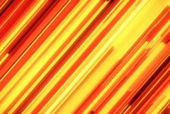 Abstract Red Orange Diagonal Glowing Stripe Background Loop Stock Footage