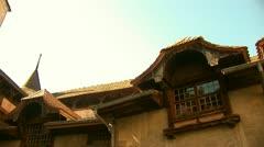 Chillon Castle c Stock Footage