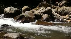 River Flow Stock Footage