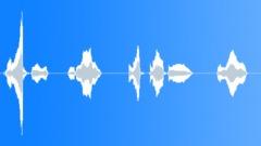 Cartoon praise voices - sound effect
