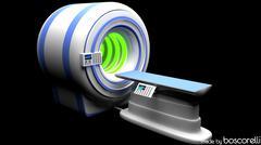 MRI Unit 3D model - 3D model