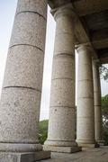 monument - stock photo