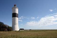 Light house, sweden, oland Stock Photos