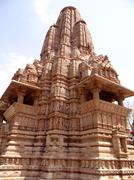 Lakshmana 5 : A UNESCO world heritage site Stock Photos