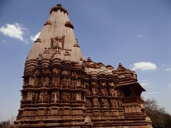 Chitragupta Temple 1 : A UNESCO world heritage site Stock Photos