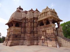 Devi Jagdambi 2 : A UNESCO world heritage site Stock Photos