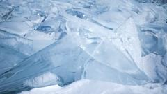 IceScapes 5 4K Stock Footage