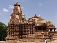Stock Photo of khajuraho Temple 3 : A UNESCO world heritage site