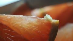 Grapefuit - stock footage
