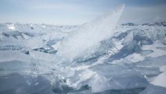 IceScapes 17 4K Stock Footage