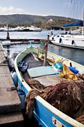 porto azzurro - stock photo