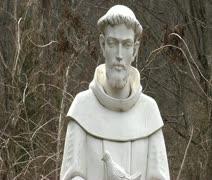 Saint Francis Stock Footage