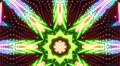 LED Kaleidoscope Wall2W Db Y3 HD HD Footage