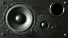 Speaker Stock Footage