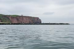Stock Photo of Germany - The coast of Helgoland