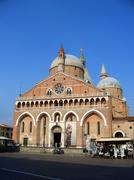 St. anthony cathedral in padua Stock Photos