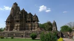 Vishvanath Temple - stock footage