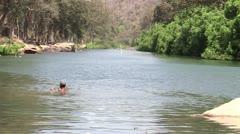 Mandakini River Stock Footage