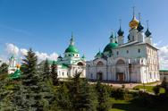 Stock Photo of saviour-yakovlevsky monastery
