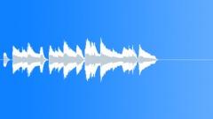 Stock Music of Piano song / jingle