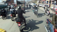 Stock Video Footage of streets of Kathmandu 7