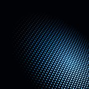 Light spot. hexagonal dots Stock Illustration